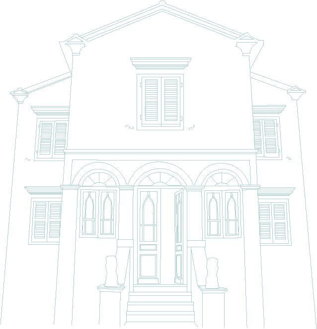 Villa sketch